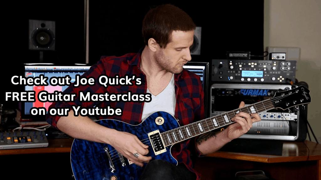 JQ Guitar Masterclass