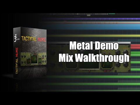 Tactical Nuke Metal Demo Tutorial