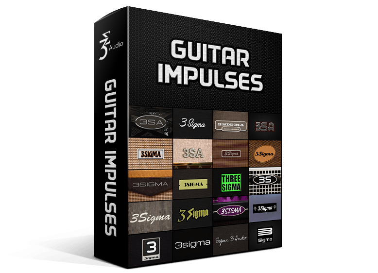 3 Sigma Audio - Production Tools for World Class Guitar Tone