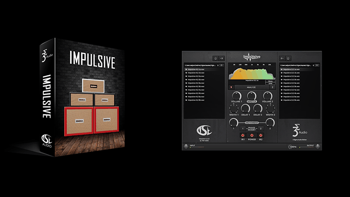 Impulsive - High Quality IR Loader and Cabinets - 3 Sigma Audio