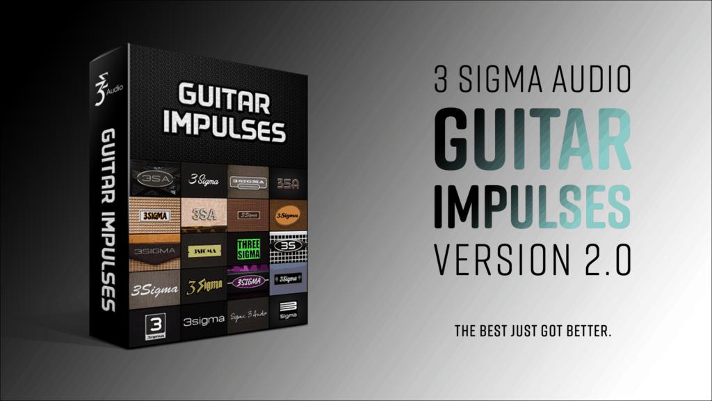 3SA Guitar Impulses Version 2